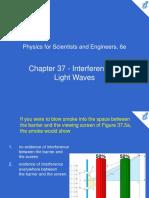 Serway PSE Quick Ch37
