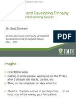 perspectives on experiential learning conference pdf