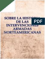 Sobre La Historia de Las Intervenciones Armadas Norteamericanas