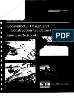 FHWA - 95038 - Geosynthetic Design and Construction Guidelines
