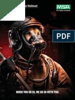 XF1 Fire-Helmet Bulletin