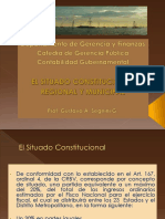 Unidad III Láminas Situado Constitucional