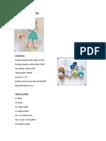 Mina Doll Free Pattern