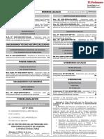 Ley de Protección de personas con déficit de atención-  Ley n 30956