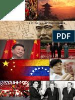 China y latinoamerica