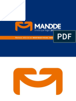 Manual Identidad Visual Mandde