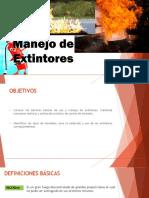 Extintores - 2019