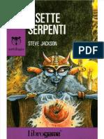 Sortilegio 3 - i Sette Serpenti