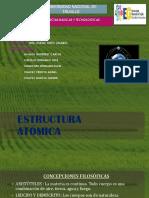 Estructura Atomica .Quimica Final