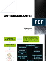 Anticoagulant e