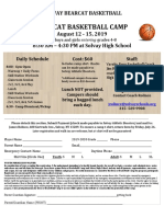 solvay youth basketball camp flyer 2019