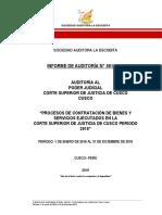 Informe Sociedad Auditora