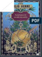 [Obras Completas de Julio Verne (SHJV)] [Viajes Extrarodinarios 39] Verne, Jules - Aventuras de Un Nino Irlandes (Edicion SHJV) [42311] (r1.0)