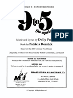 9 to 5 Conductor Score