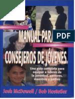 370698858 Manual Para Consejeros de Jovenes Completo Josh McDowell PDF