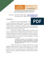 Artigo - O ENSINO DA MATEMÁTICA NA EDUCAÇÃO INFANTIL E AS CONCEPCOES DA PRTICA DA DOCENCIA.pdf