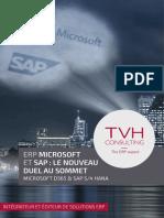 TVH Consulting - Livre Blanc Duel Au Sommet Microsoft D365 - SAP S4 HANA