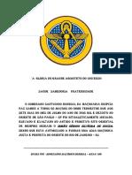 Certificado de Iniciação, Elevação e Exaltação