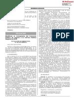 RVM 100 2019 MINEDU Modifican Cronograma Nombramiento Docente 2019 173901