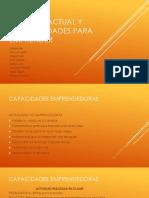 Entorno Actual y Oportunidades Para Emprender