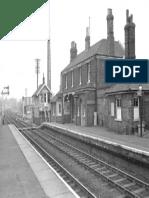 Mistley Station - Old