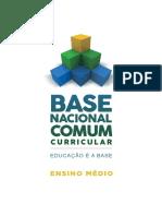 BNCC_EnsinoMedio - Ciências Humanas