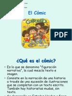 El-cómic Tercero A