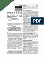 ORDENANZA 1015 Pueblo Libre