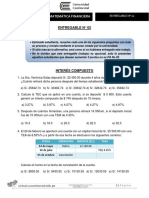 Financiera matlab