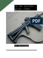 Rifle de Acción Rápida Nerf