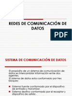 Sistema de Comunicacion de Datos