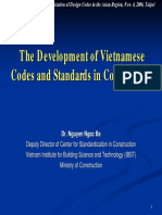Development of Vietnamese Codes and Standards in Construction_ws2006-Nbnguyen-p
