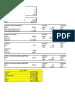 Tijolo Cerâmico (Baiano) - Cálculo de material