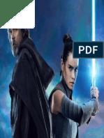 Luke Skywalker With That Other One - Desktop Wallpaper
