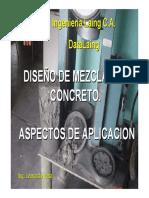 Diseño de Mezclas de Concreto Ok