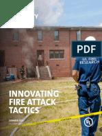 Innovatin Fire Attack Tactics