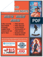 Southside ISD Free Movies