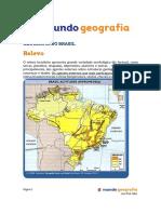 Relevo brasileiro