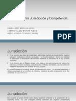 Diferencia Entre Jurisdicción y Competencia