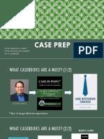 Case Prep Primer 1559318784