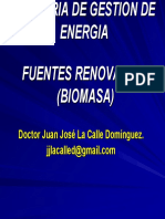 Energia de La Biomasa Modulo 1