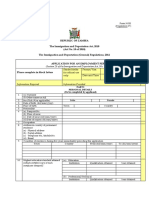 Zambia Employ Permit Appln Form 23