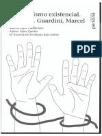 CAMBRONERO, M.; QUINTÁS, A. y FERNÁNDEZ, M., Personalismo Existencial. Berdiáev, Guardini, Marcel. Fund E. Mounier, Madrid, 2006