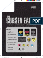 Judge Dredd Cursed Earth Rulebook for WEB