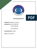 Thermodynamics 4