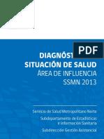 Diagnostico de Situacion de Salud Ssmn
