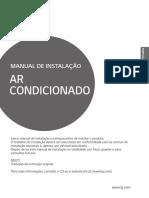 Ar Condicionado Multi Quadri Split Hw Inverter Lg 4x9000 Btus Quentefrio 220v a4uw30gfa2awgzbrz 2203 Manual
