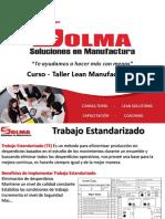 Curso Lean Manufacturing SOLMA