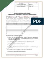Actas de Apertura Cierre y Escrutinio Copasst (1)