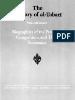 Tabari Volume 39